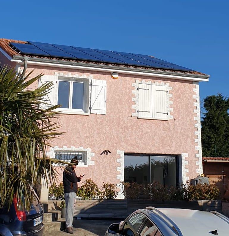 panneaux solaires, panneaux photovoltaïques, pv