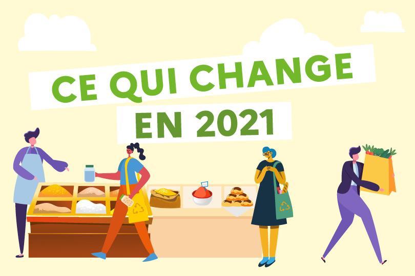 changements au 1er janvier 2021, économie circulaire, maprimerenov, energies renouvelables